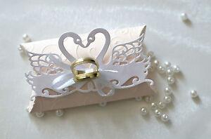 Gastgeschenk   Hochzeit  Tischdeko Kartonage   Geschenkbox