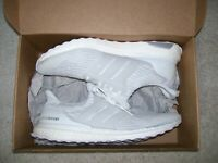 Sz 6.5,100/% AUTHENTIC!! BB3047 *NEW* KIDS ADIDAS ULTRABOOST 3.0 J WHITE