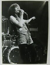 PATTI SMITH Second Chance ANN ARBOR 1978 ORG CONCERT PHOTOGRAPH Bob Matheu #1