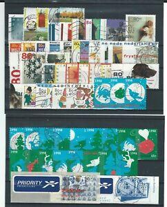 Niederlande Jahrgang 1998 Gestempelt VFU nach NVPH Komplett (5) jaargang