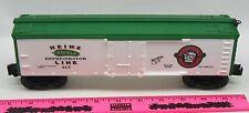 Lionel ~ 317 Heinz Pickle Refrigerator Line