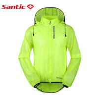 Cycling Wind Coat Raincoat Windproof Waterproof Bike Bicycle Sport Jacket S-XXXL