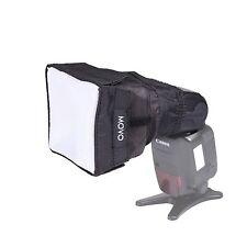 Movo Photo SB6 Soft Cloth Softbox Diffuser for DSLR Camera Flash (Mini)
