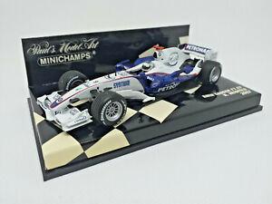 MINICHAMPS 1/43 - BMW Sauber F1.07 Nick Heidfeld 2007 Art. 400070009