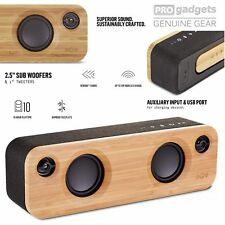 Genuine House of Marley Get Together Mini Portable Bluetooth Wireless Speaker