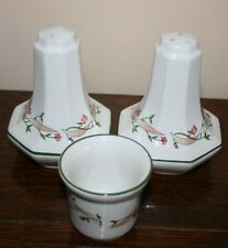 Johnson Bros Eternal Beau Pepper & Salt Pots