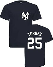Awesome Gleyber Torres youth  Yankees 25 T- SHIRTS !!!! FREE SHIPPING!