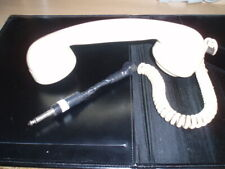 DJ TELEPHONE IN PRO SHINY IVORY/CREAM WHITE COLOUR !!! -NOW ONLY £45  !!