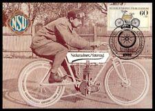 RFA MK 1983 MOTOS NSU 1901 Motorcycle maximum CARTE MAXIMUM CARD MC cm m758