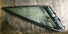 93-97 Honda Del Sol Front Left Driver Side door corner window glass vent