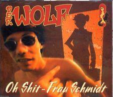 Il lupo-OH SHIT-signora Schmidt ° MAXI-SINGLE-CD da 1997 °