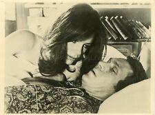STEVE McQUEEN  JACQUELINE BISSET  BULLITT 1968  VINTAGE PHOTO ORIGINAL