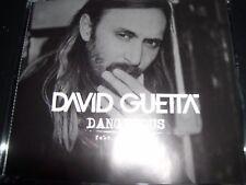 David Guetta Feat. Sam Martin – Dangerous EU CD Single – Like New
