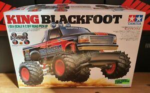 1997 Vintage Tamiya King Blackfoot 58192 Brand New