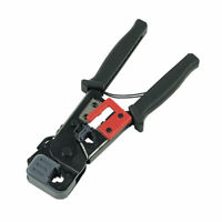 RJ45 CUTTER / CRIMPER 3-position RJ45/RJ11/RJ12 crimping tool  UK-BMC