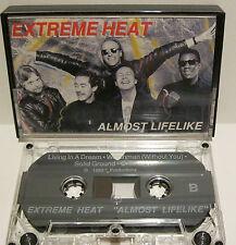 EXTREME HEAT ALMOST LIFELIKE 1989 AOR MELODIC HARD ROCK DEMO RARE