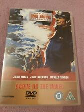 The Classic War Movie Collection DVD Above Us The Waves.