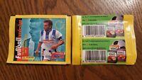 Panini Bundesliga 1996 1997 Endphase 1 Tüte Buli 96 97 / Bustina Pochette Packet