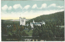 Scotland - Balmoral Castle - Vintage Star Series postcard