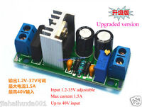LM317 AC/DC to 1.2-35V 1.5A Regulator Rectifier Converter Power Supply Module