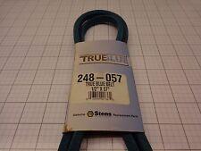 """Stens  248-057    1/2""""X57""""   Drive Belt True Blue HD Heavy Duty Made in USA"""