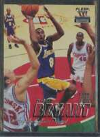 1997-98 FLEER CRYSTAL KOBE BRYANT LAKERS