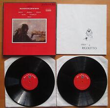 Ser 5516-7 Verdi Rigoletto Moffo Merrill Solti Rca 2xLP Black Spot GVD Excelente