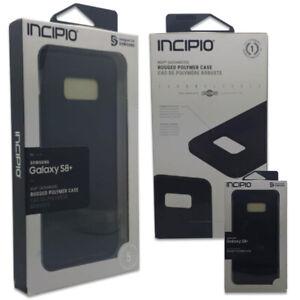 INCIPIO NGP Advanced Rugged Polymer Flexible Case for Samsung Galaxy S8+ Black