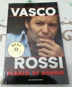 VASCO ROSSI DIARIO DI BORDO DEL CAPITANO DATA ASTRALE 1995 . 5