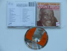 Count Basie And His Orchestra  20 Golden Pieces  Powder CD 6501  CD ALBUM