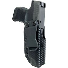 Black Scorpion Gear IWB Kydex Holster fits Sig Sauer P365 XL - Low Profile
