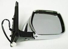 Door/Wing Mirror Chrome Electric RH OS For Toyota Landcruiser HDJ100 4.2TD 98>+