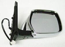Porta/Ali Cromato a Specchio Elettrico Rh OS per Toyota Landcruiser hdj100 4.2td 98 > +