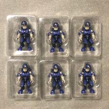 Mega Bloks Construx Halo DLB96 Covenant Storm Lance Elite 6 figures lot *Unused*