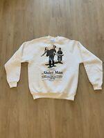 Vintage John Wayne Movie Sweatshirt THE QUIET LIFE 1952 DEADSTOCK NWT