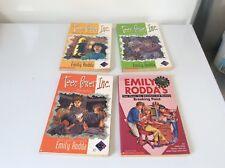 4 X TEEN POWER INC BOOKS.EMILY RODDA