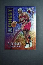 Michael Jordan Chicago Bulls 1995-96 Topps Mystery Finest Borderless #M1