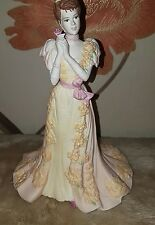 Coalport Figurine - Midsummer Dream - Age of Elegance 23cm
