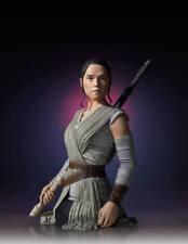 Disney Star Wars Rey Mini Bust 1:6 Statue - LTD.EDITION 2,384 of 2,500 w/ C.O.A.