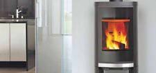 BRAND NEW Heat and Glo Curve Wood Burner