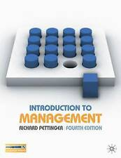 Management Paperback Books