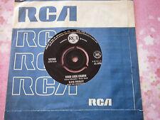 Vintage record Elvis Presly 45