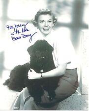 Doris Day ++ Autogramm ++ Film-Legende Autograph Zaubernächte in Rio Caprice