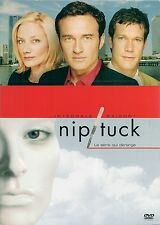 COFFRET 5 DVD--SERIE TV--NIP TUCK--INTEGRAL SAISON 1 - 13 EPISODES