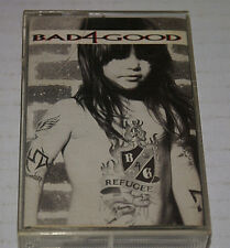 Bad4Good Used Cassette Tape 1992 First Press US Glam Metal OOP Fast Shipping VG+