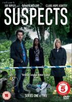 Nuovo Suspects Serie 1 A 2 DVD