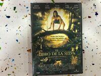 EL LIBRO DE LA SELVA DVD LA AVENTURA CONTINUA DVD RUDYARD KIPLING  JASON SCOTT L