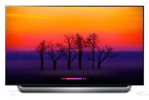 """LG OLED65C8PUA _453 65"""" 4K UHD HDR OLED webOS 4.0 Smart TV"""