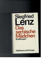 Siegfried Lenz - Das serbische Mädchen: Erzählungen - 1987
