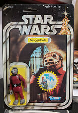 Kenner Star Wars Snaggletooth Action Figure - 1978 - 20-Back - MOC - Boba Fett